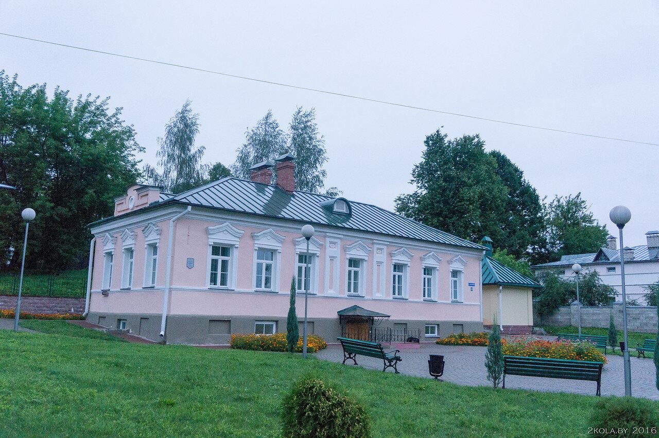 Домик Петра I в Полоцке